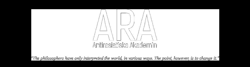 ArA – Antirasistiska Akademin